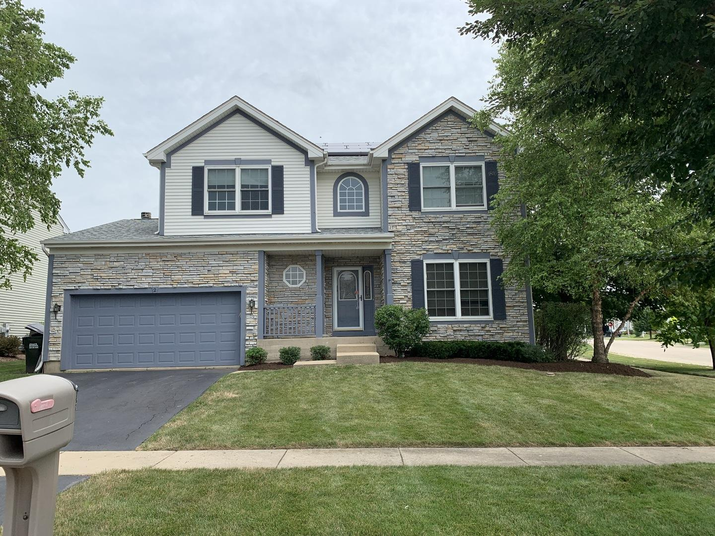 2 Hayward Court, Lake in the Hills, IL 60156 - #: 10790360