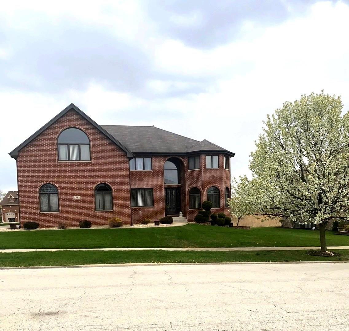 4853 Castle Dargan Drive, Country Club Hills, IL 60478 - #: 11059360