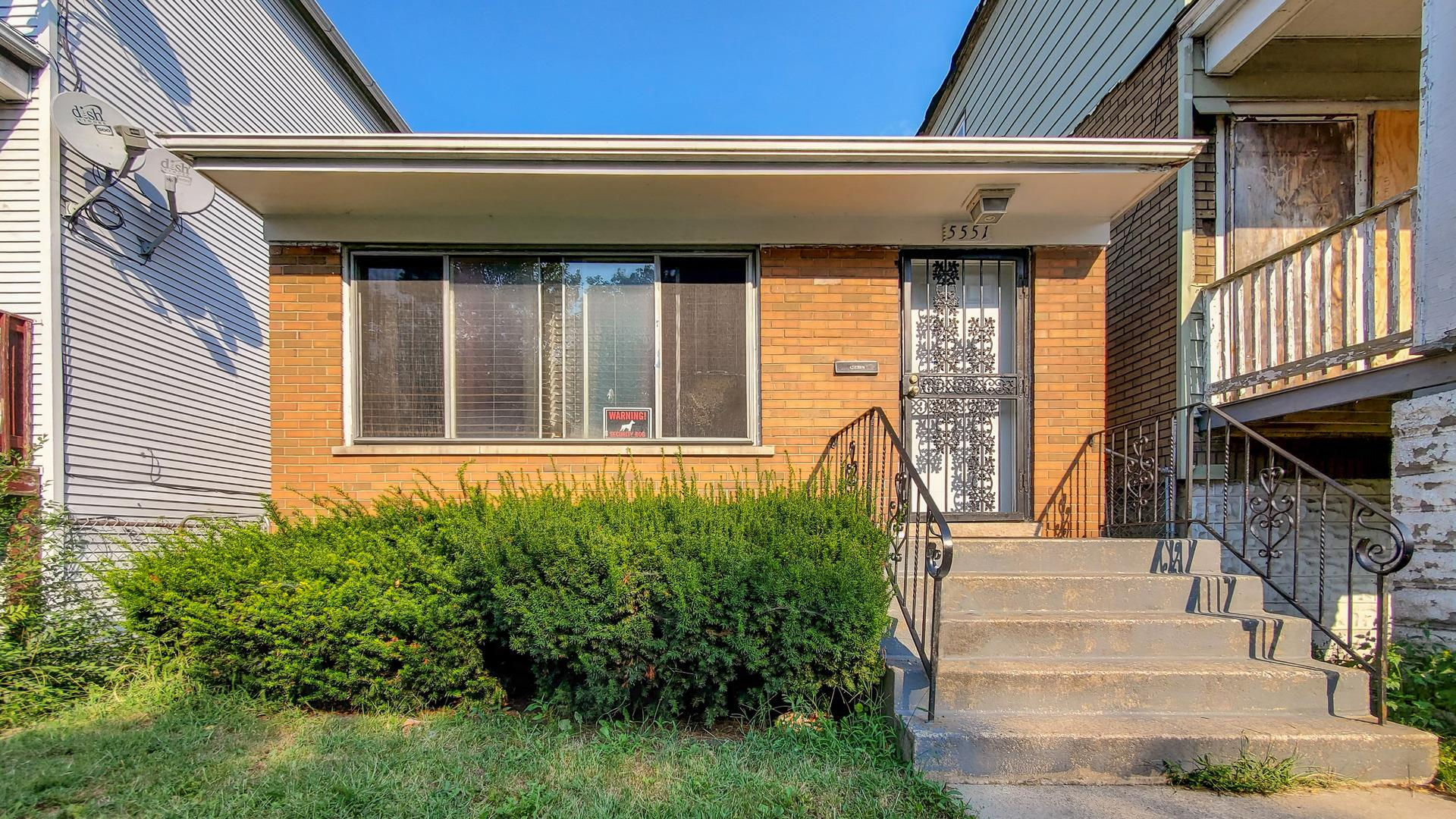 5551 S Shields Avenue, Chicago, IL 60621 - #: 10856361