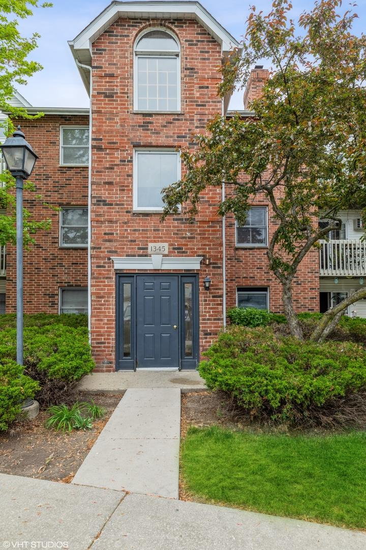 1345 Cunat Court #2A, Lake in the Hills, IL 60156 - #: 11094362