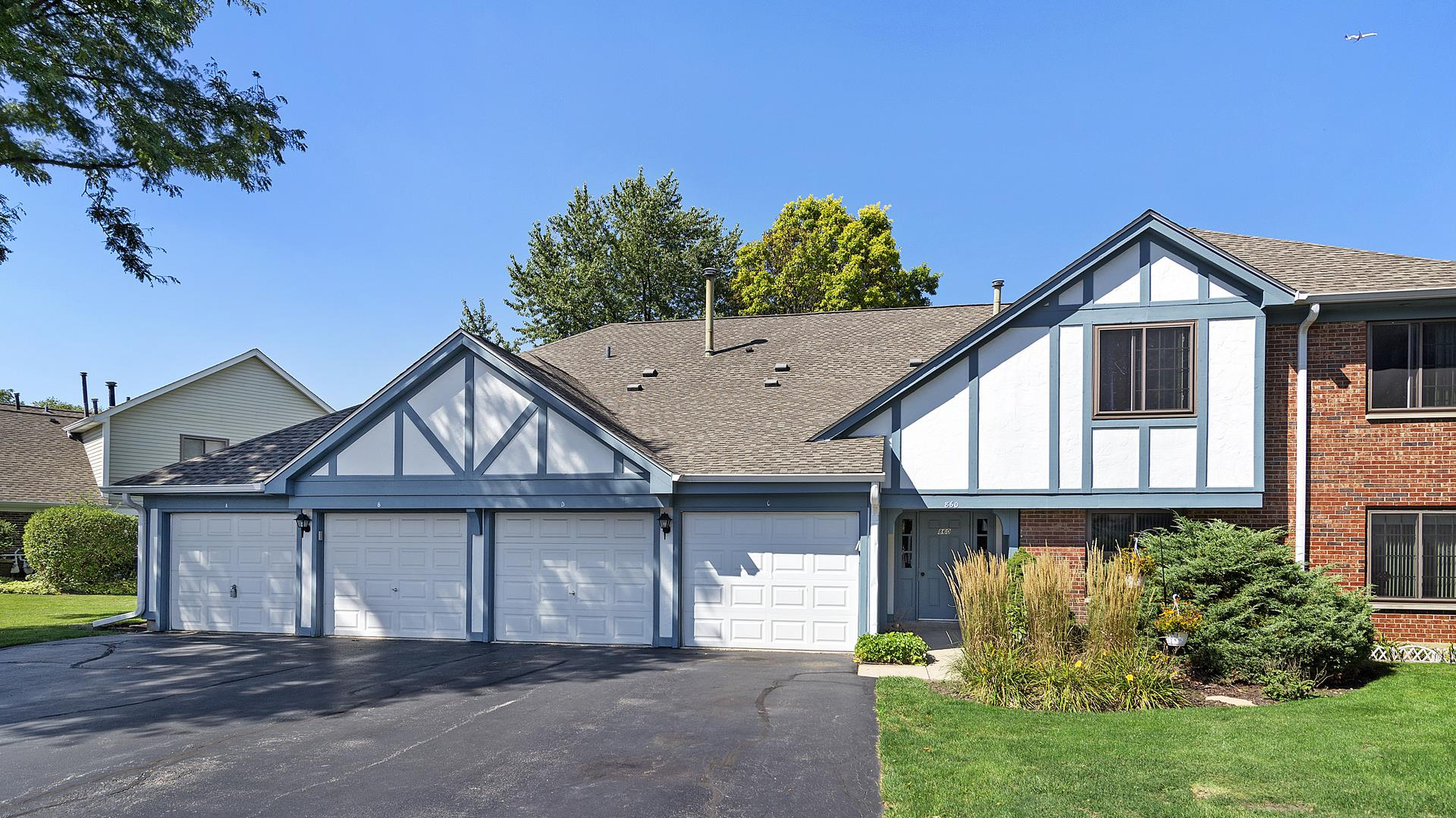 860 Yosemite Trail UNIT A, Roselle, IL 60172 - #: 10548363