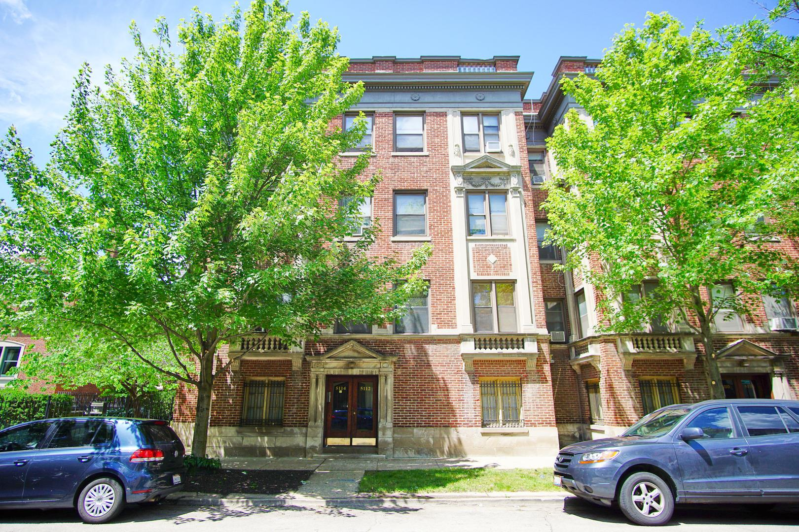 5114 S Woodlawn Avenue #1L, Chicago, IL 60615 - #: 10763365