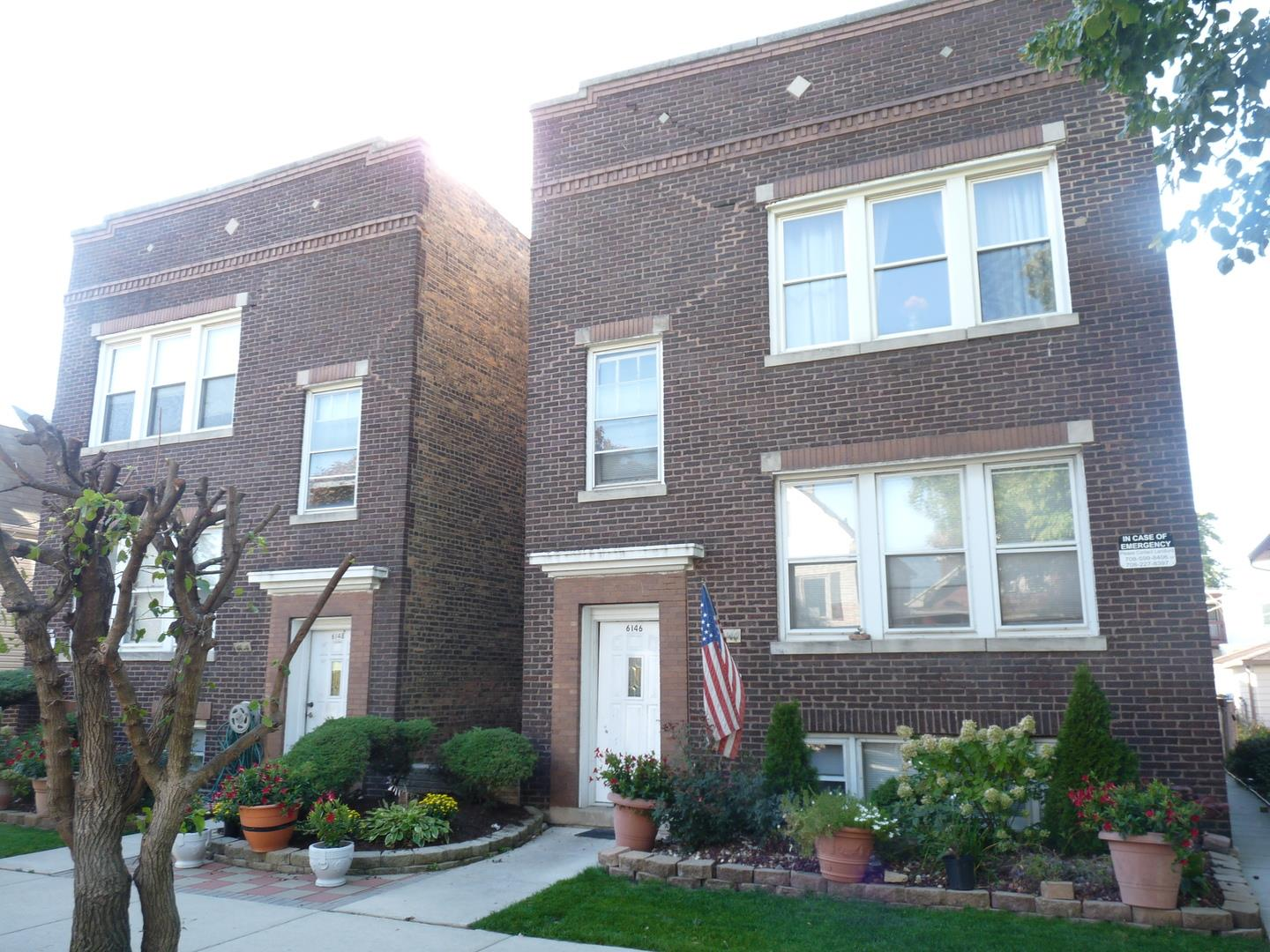 6146 S Parkside Avenue, Chicago, IL 60638 - #: 10902365