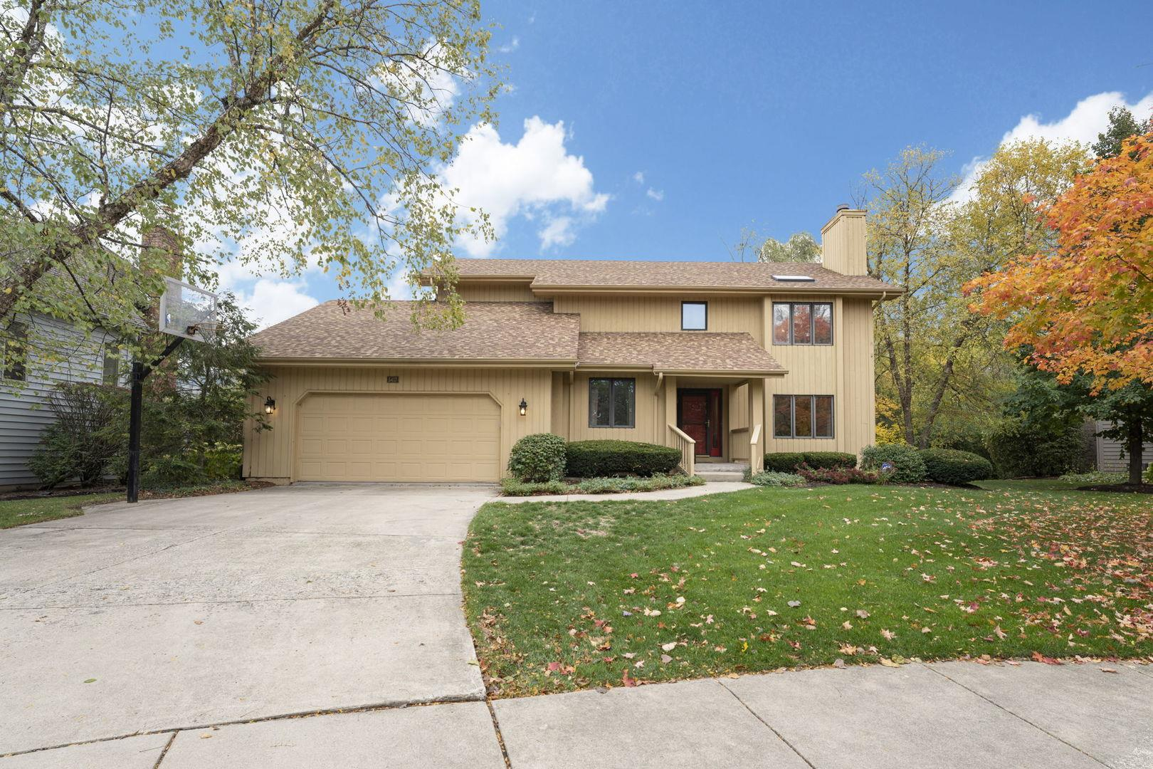 5417 Challen Place, Downers Grove, IL 60515 - #: 10913365