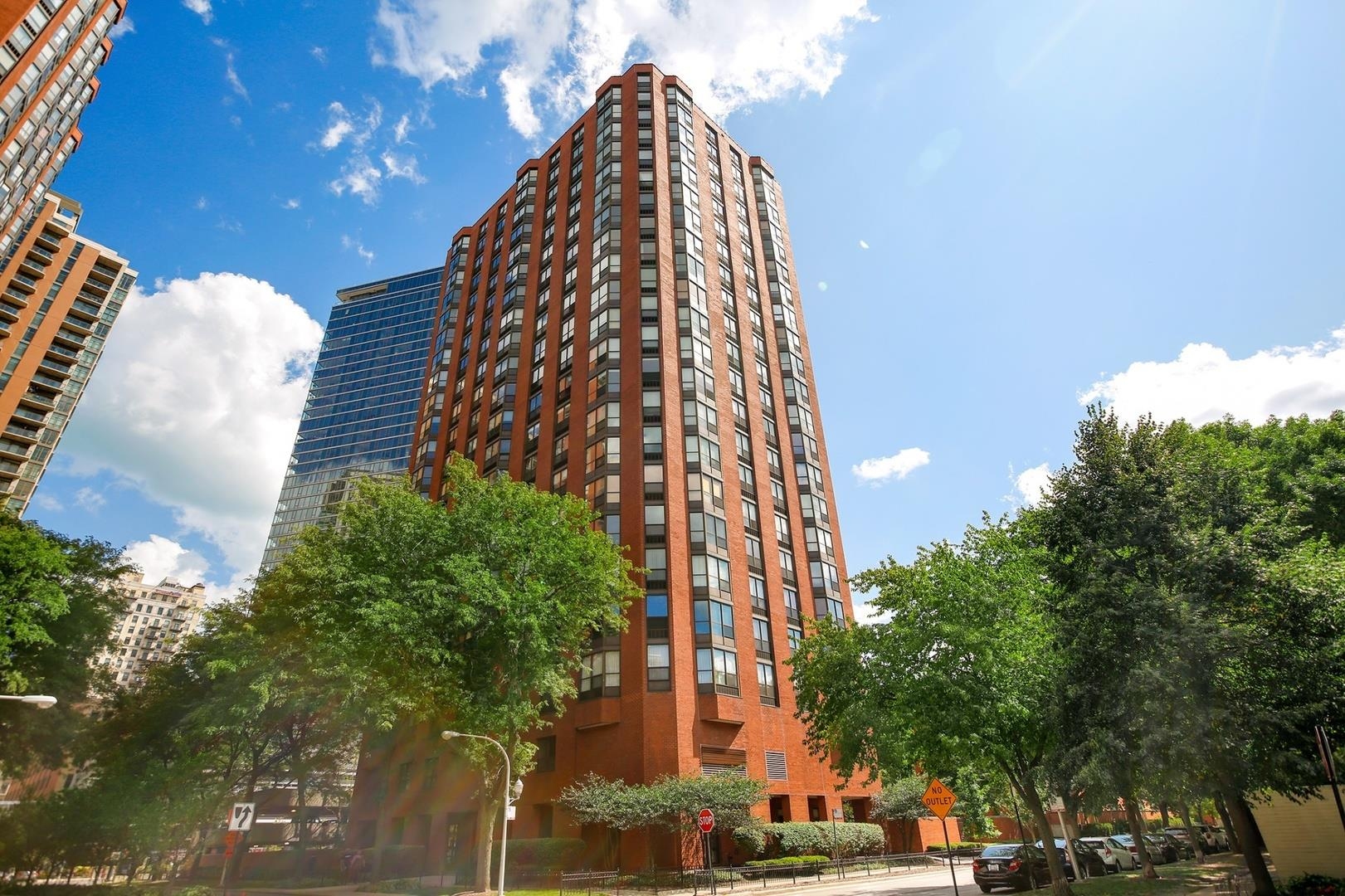 901 S Plymouth Court #1404, Chicago, IL 60605 - #: 11016366