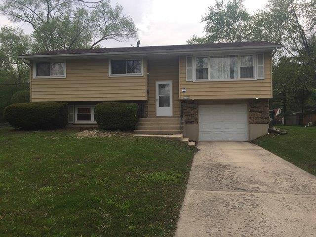 17318 Burr Oak Lane, Hazel Crest, IL 60429 - #: 10706367