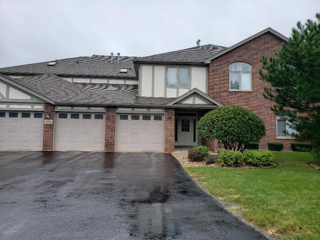 6214 Misty Pines Drive #1, Tinley Park, IL 60477 - #: 10856368
