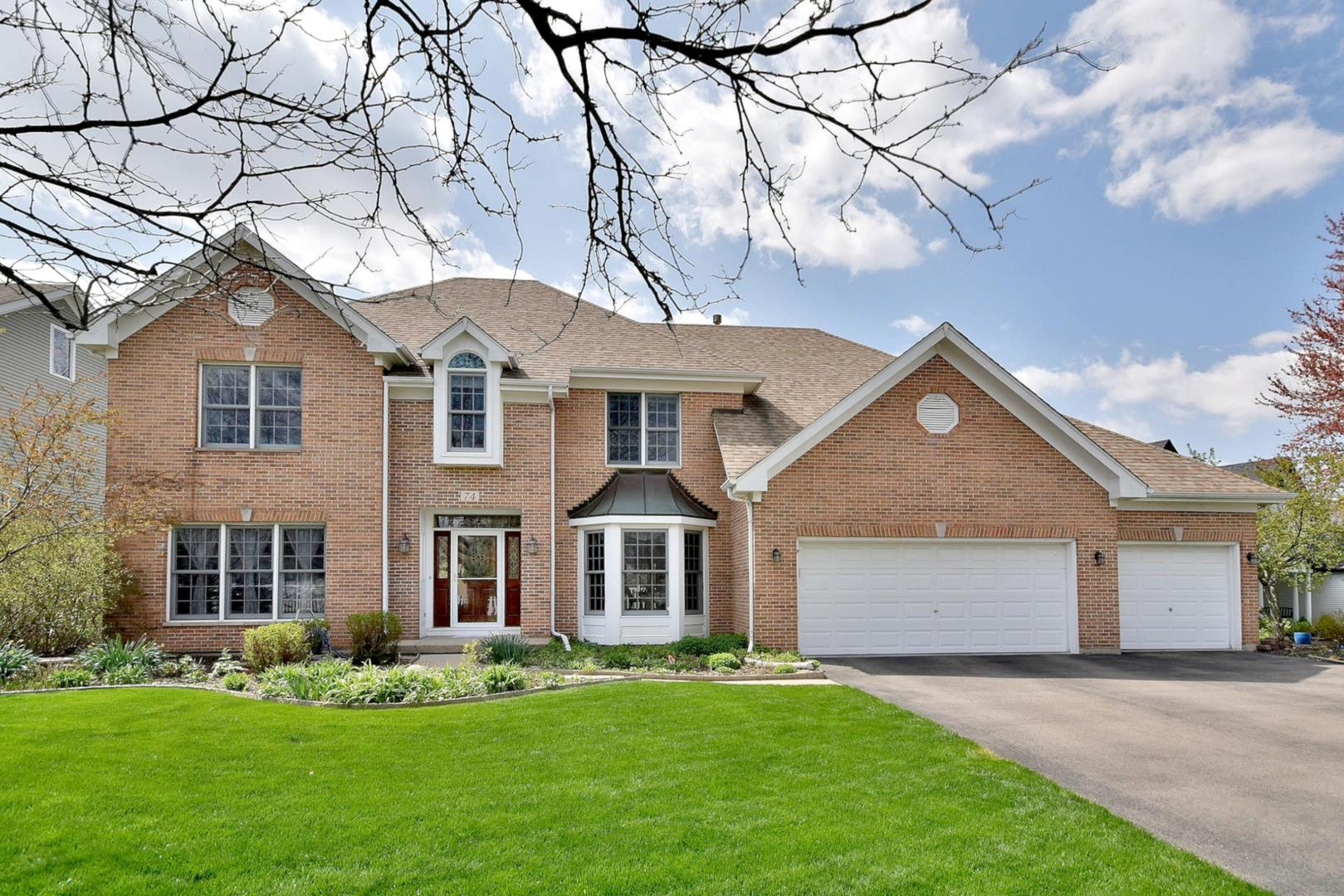 74 Westhaven Circle, Geneva, IL 60134 - #: 11054368