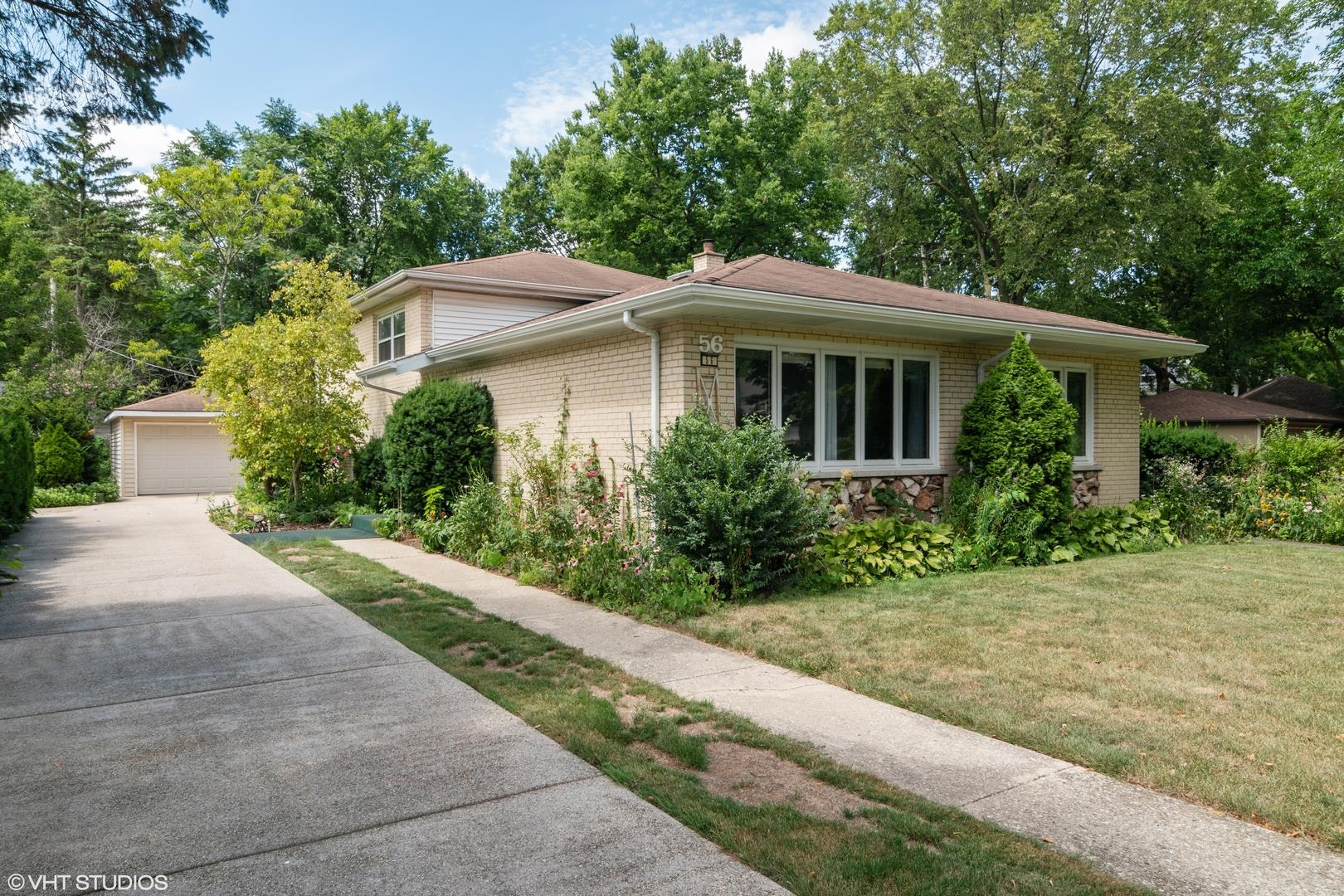 56 N Cowley Road, Riverside, IL 60546 - #: 10808369