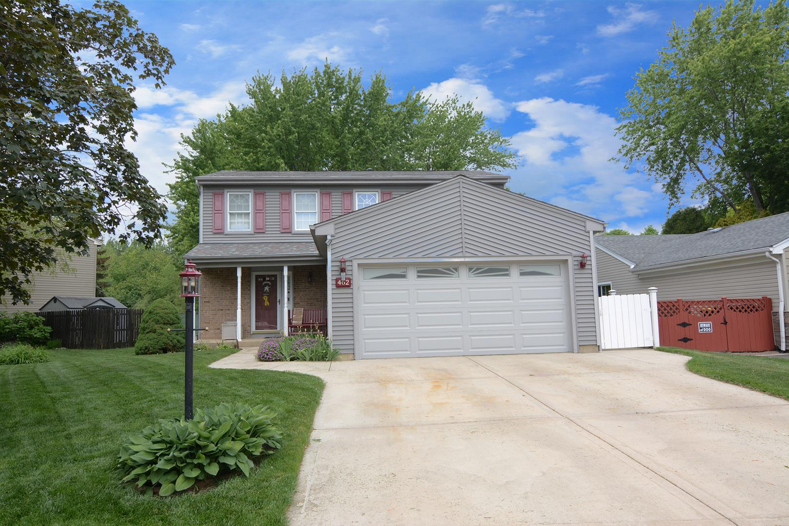 462 Glenmore Place, Roselle, IL 60172 - #: 11165369