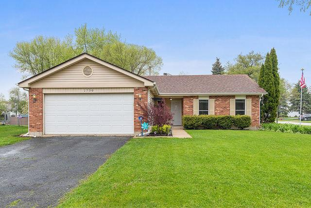 1730 Cedarwood Lane, Algonquin, IL 60102 - #: 10723370