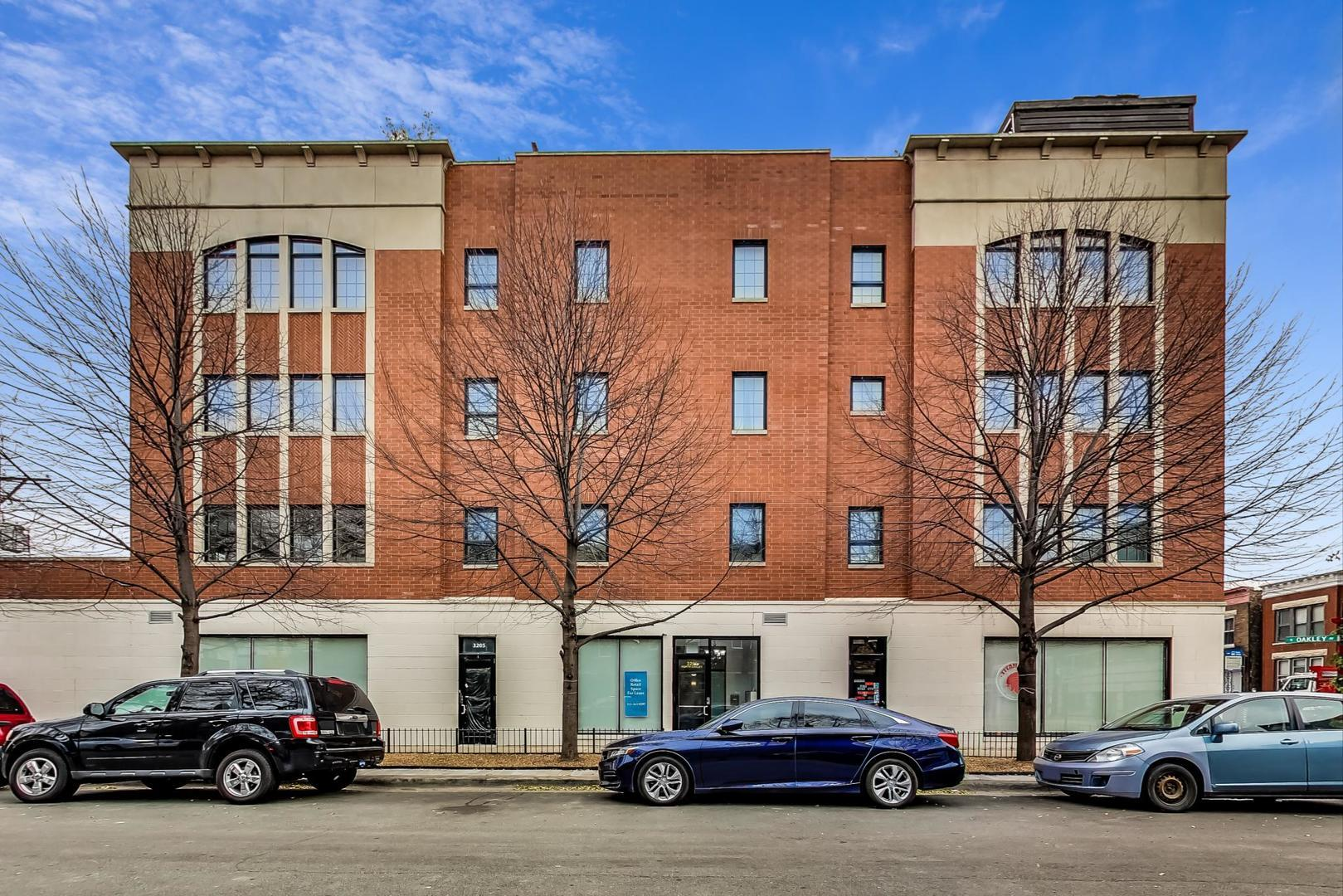 3203 N OAKLEY Avenue #302, Chicago, IL 60618 - #: 10953370