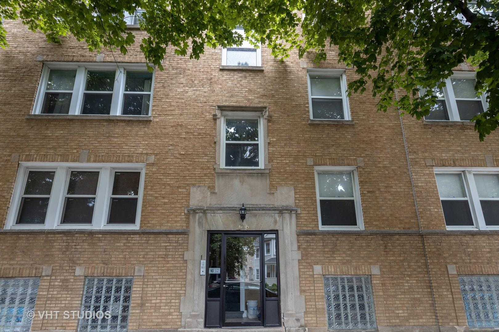 4016 N Monticello Avenue #2, Chicago, IL 60618 - #: 10742373