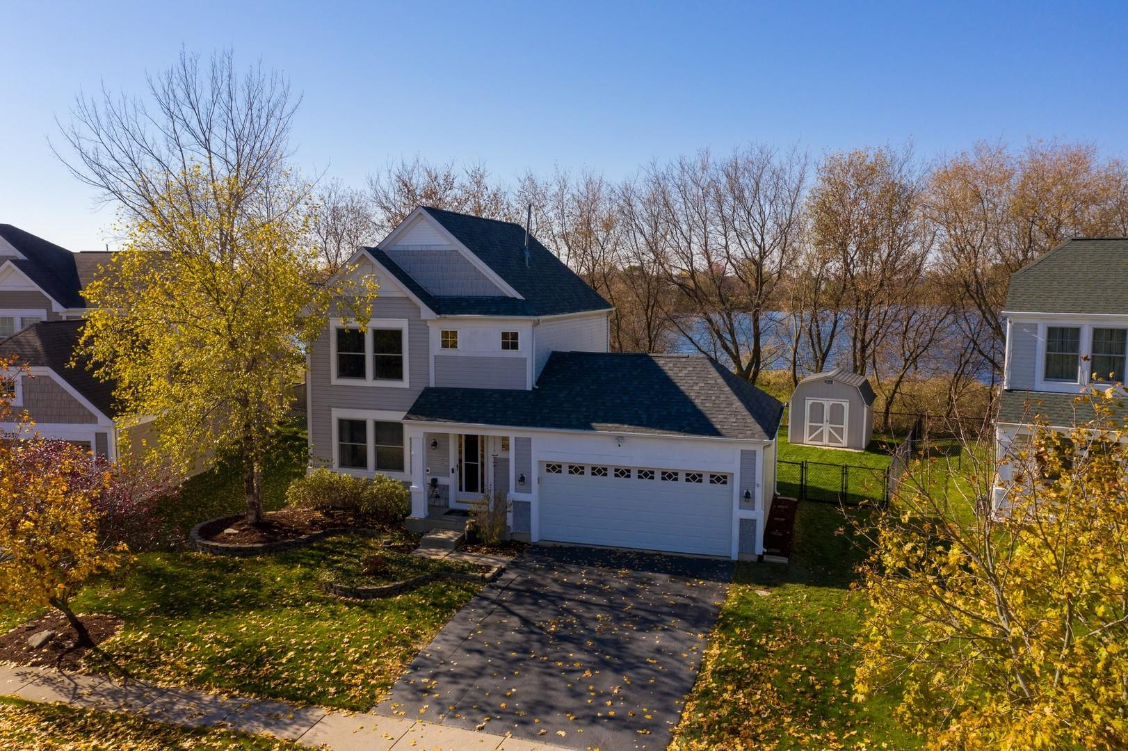 2541 Stanton Circle, Lake in the Hills, IL 60156 - #: 10930373