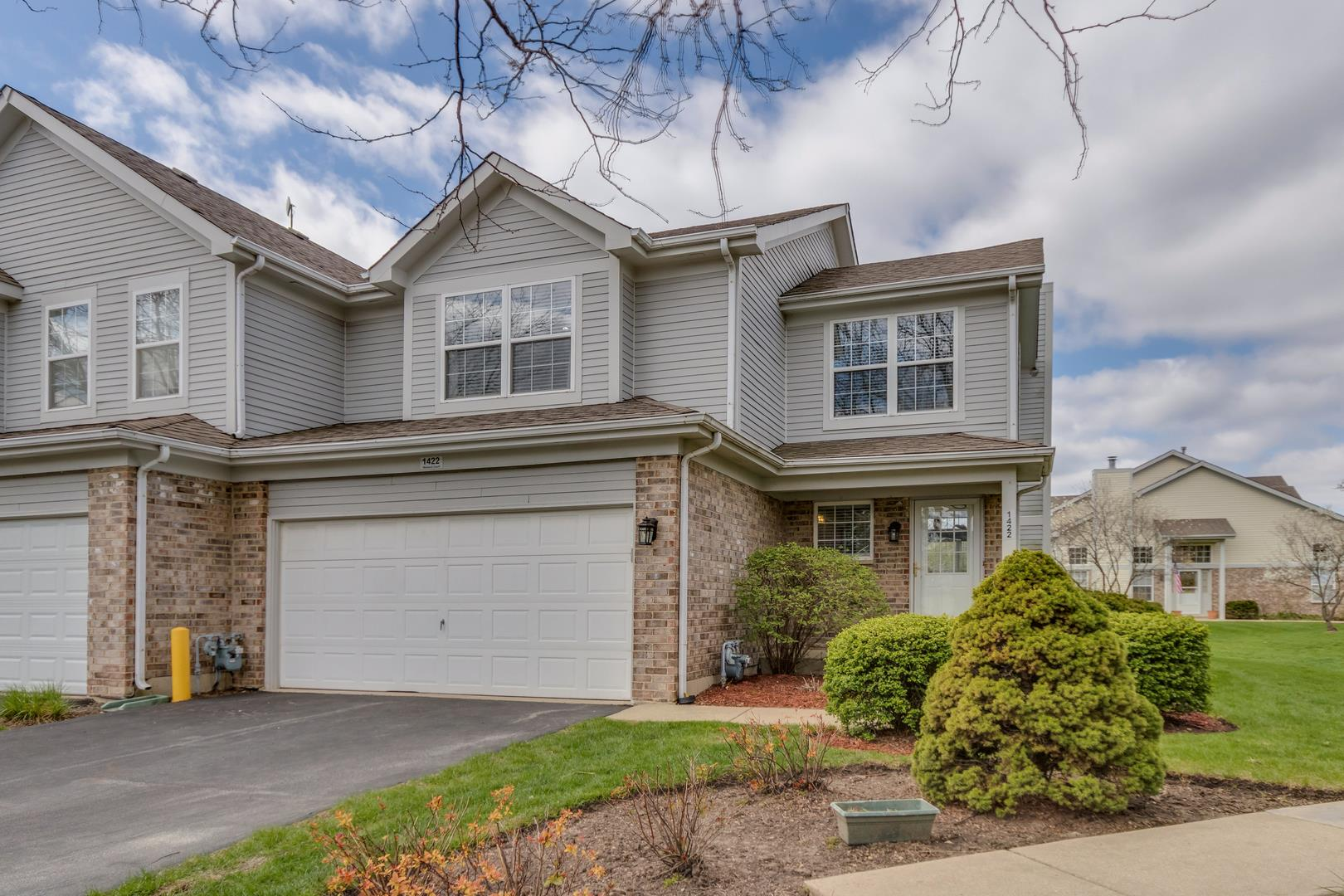 1422 Welland Court, Roselle, IL 60172 - #: 11058373