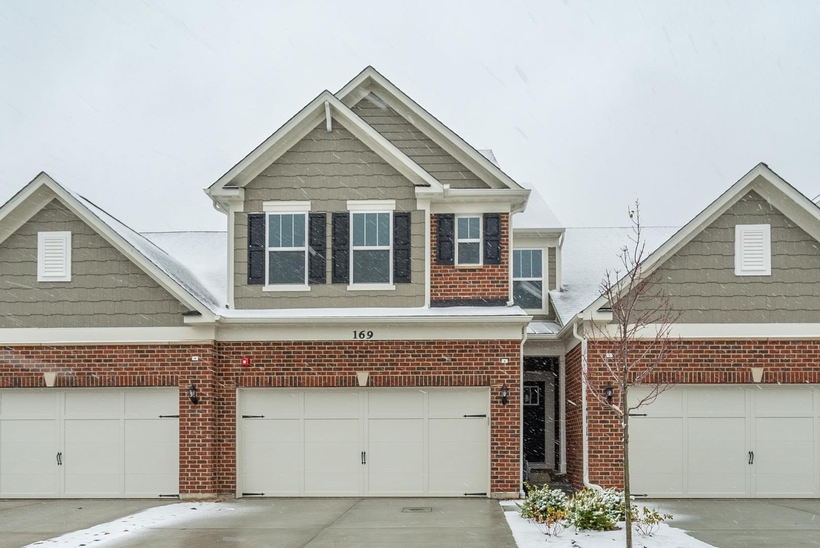 169 Waverly Court, Bloomingdale, IL 60108 - #: 11151373