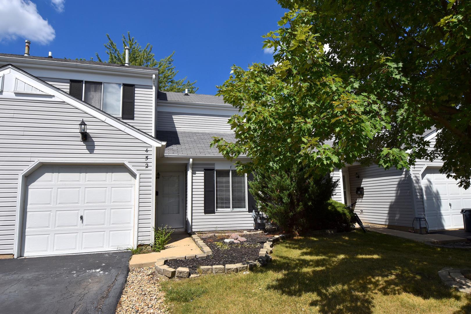 452 Minnesota Circle, Carol Stream, IL 60188 - #: 10736375