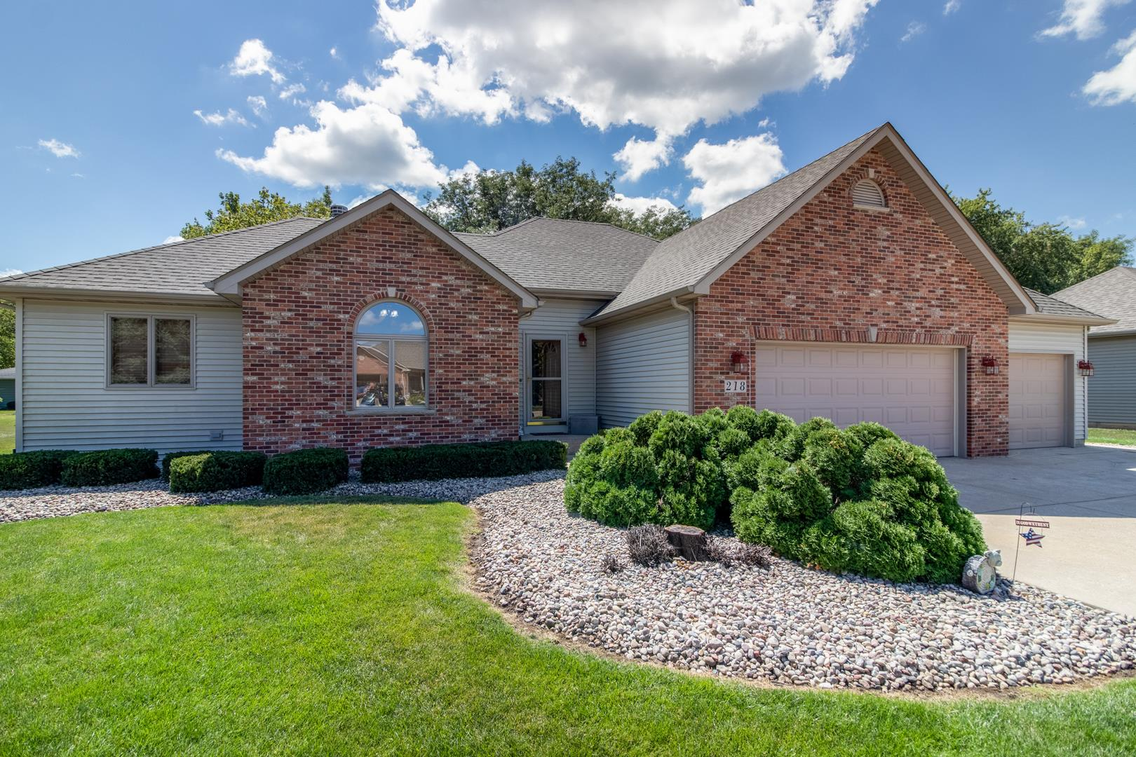218 E Knights Road, Sandwich, IL 60548 - #: 10826375