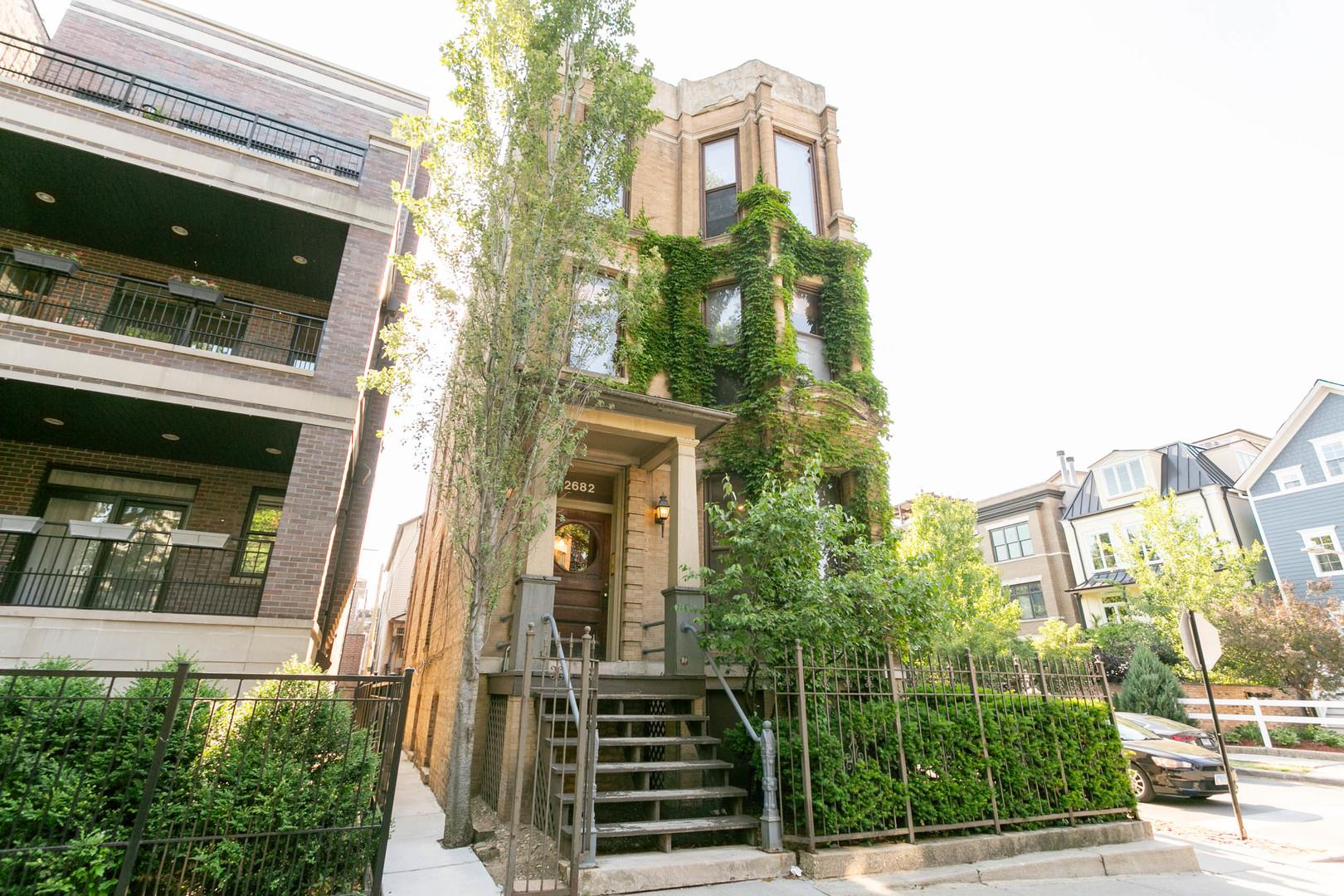 2682 N orchard Street #1F, Chicago, IL 60614 - #: 10771376