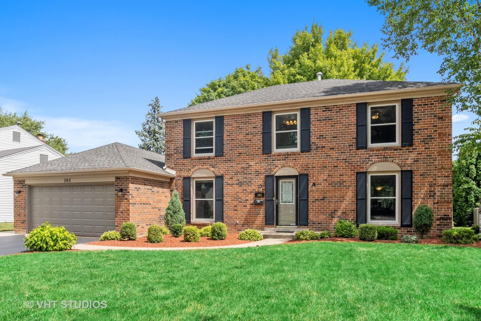 365 Countryside Drive, Roselle, IL 60172 - #: 10922376