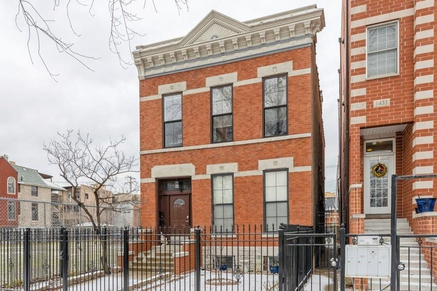 1433 N California Avenue #GARDEN, Chicago, IL 60622 - #: 10939376