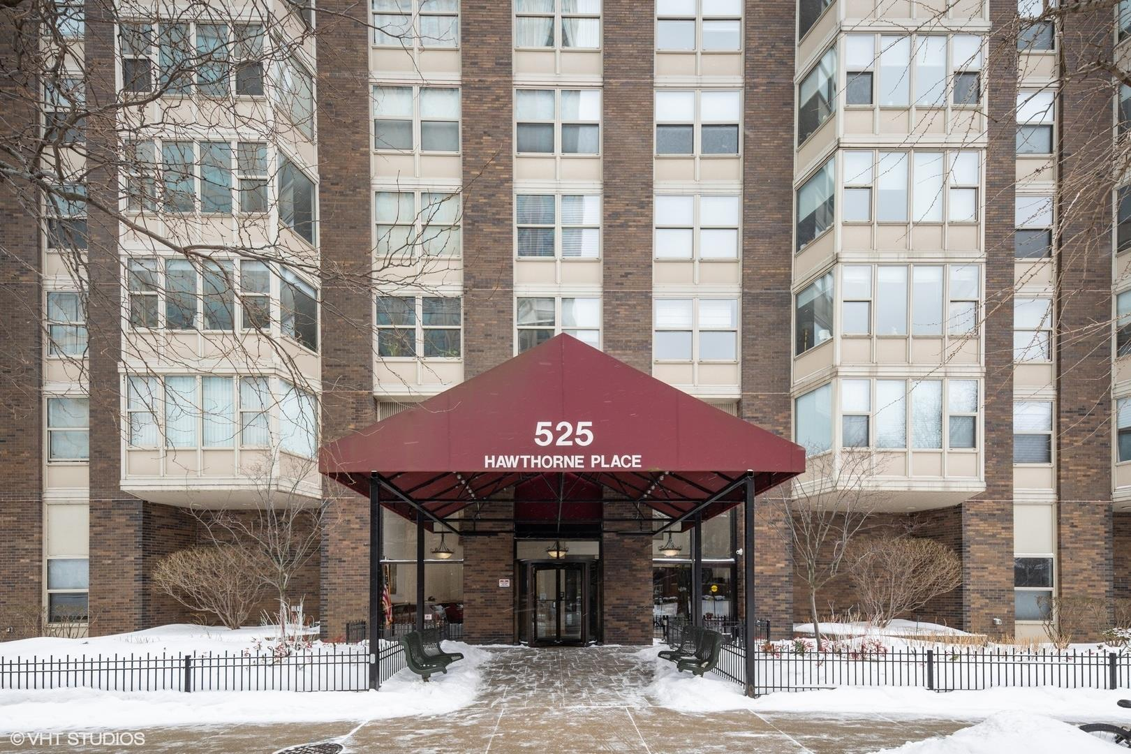 525 W HAWTHORNE Place #1906, Chicago, IL 60657 - #: 10996376