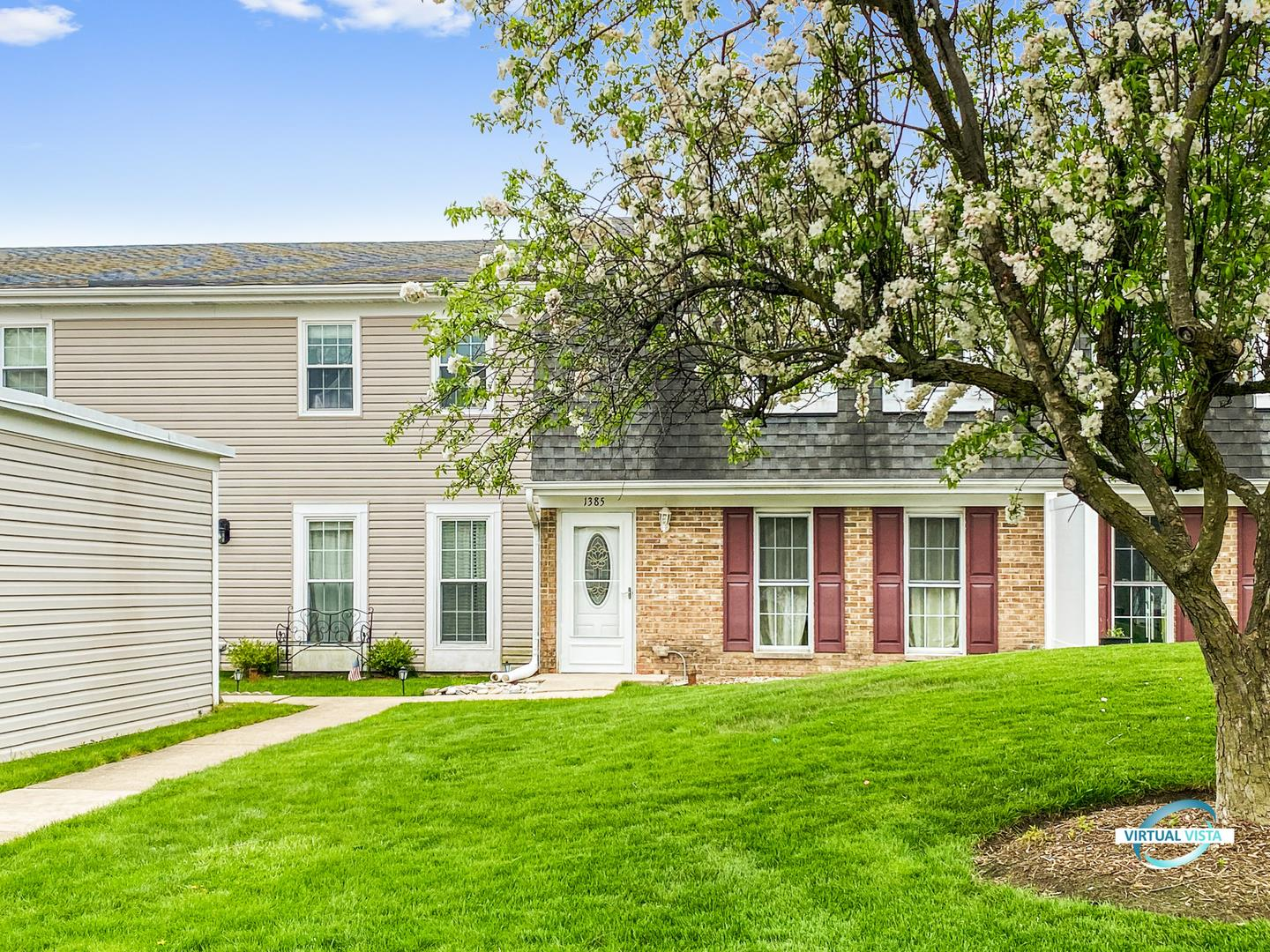 1385 Carriage Way #1B, Roselle, IL 60172 - #: 11021377
