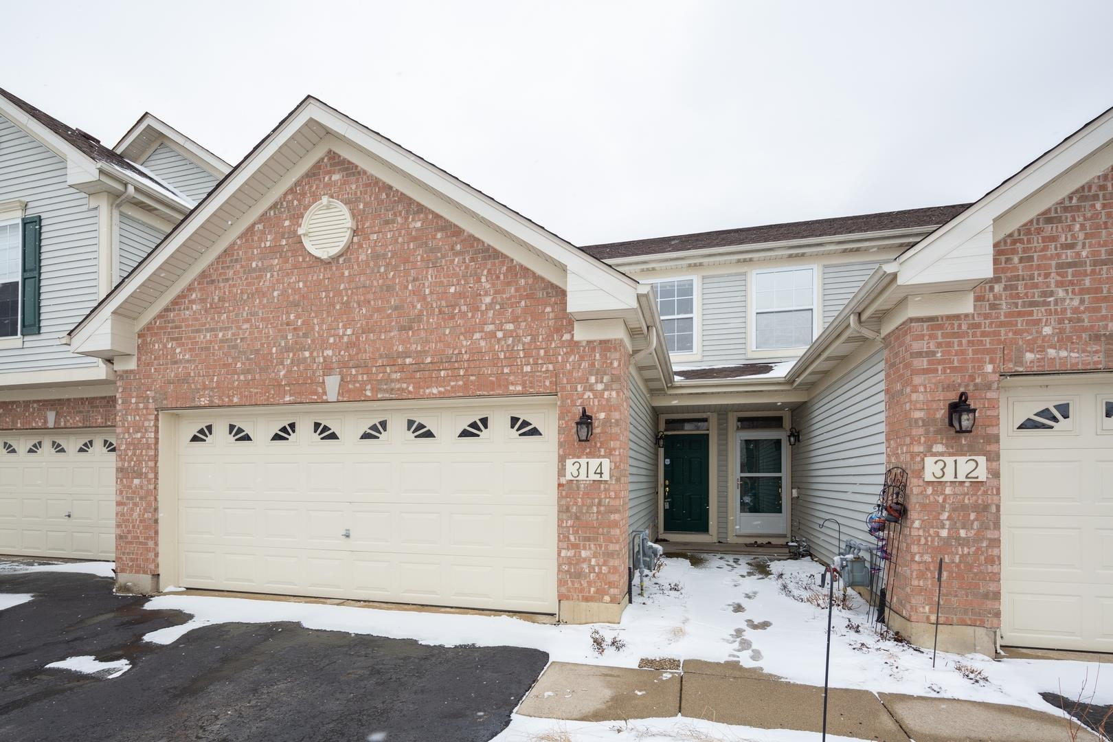 314 EMERALD Lane, Algonquin, IL 60102 - #: 10649378