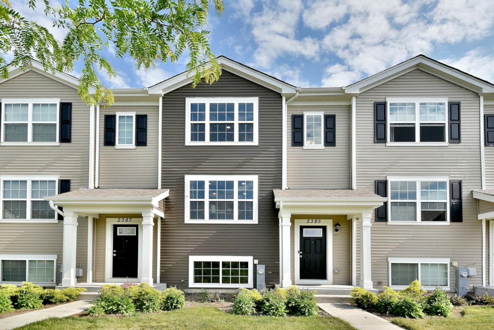 2385 Upland Road #2293, Pingree Grove, IL 60140 - #: 10760378