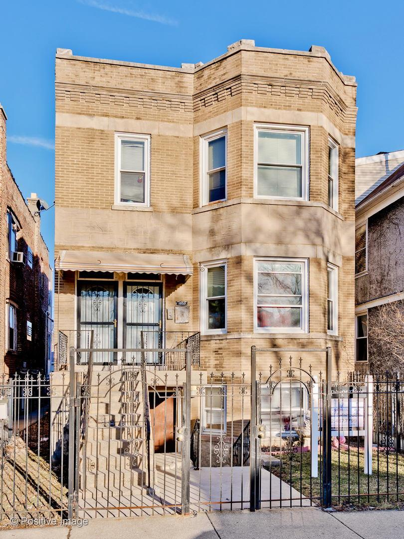1839 N Harding Avenue, Chicago, IL 60647 - #: 10814378