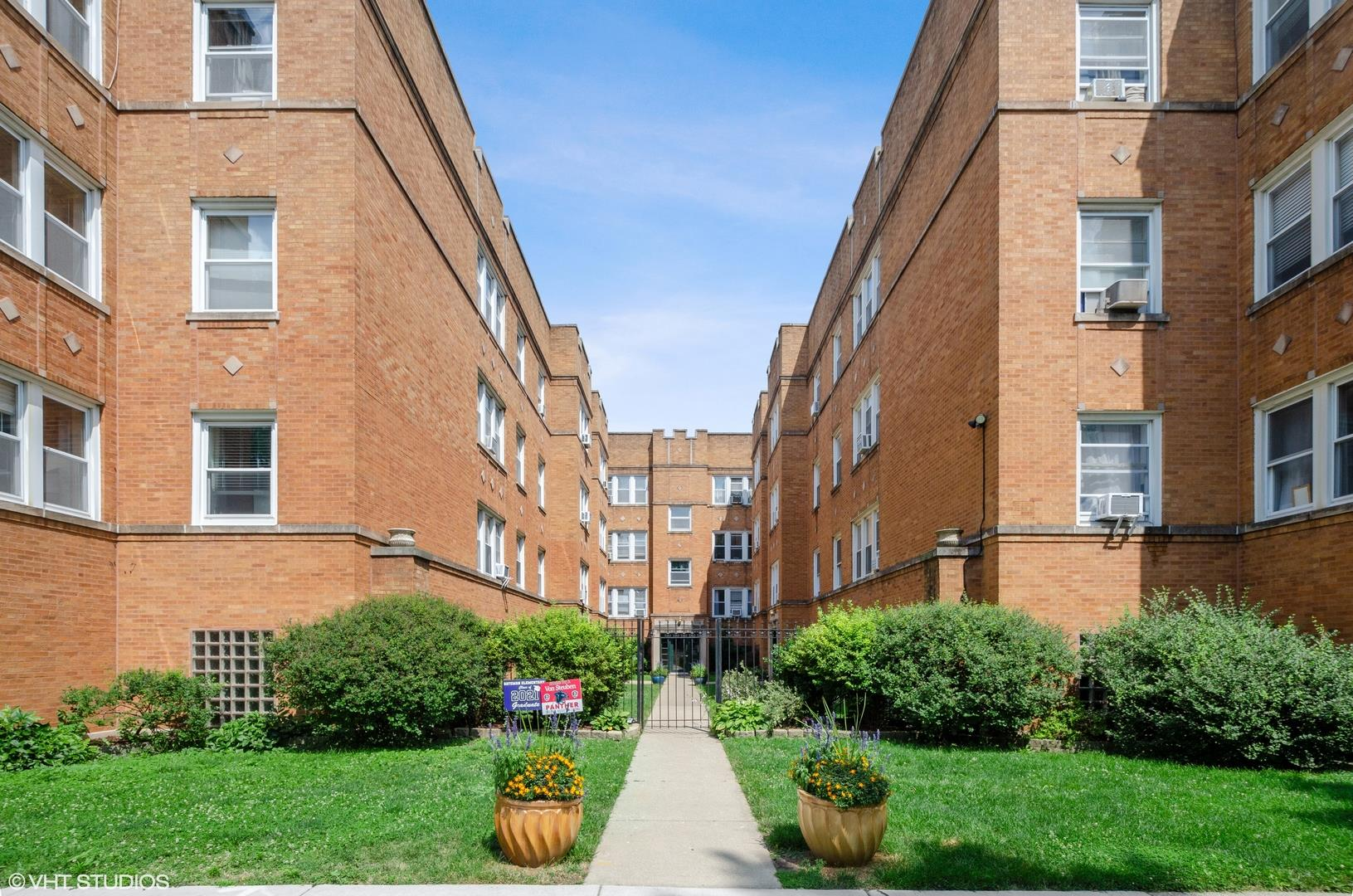4425 N Whipple Street #2A, Chicago, IL 60625 - #: 11148378