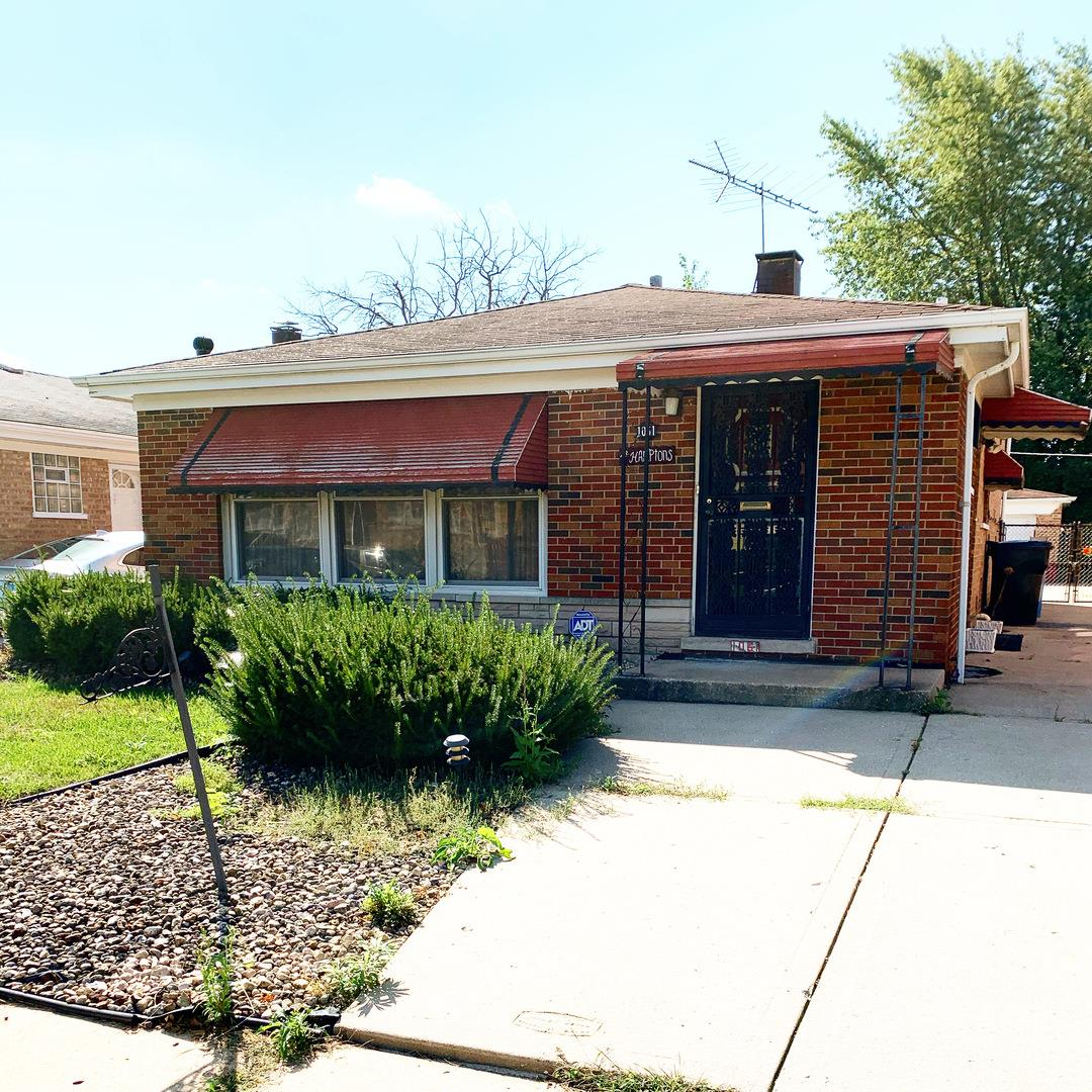 1061 W 108th Place, Chicago, IL 60643 - #: 10843382