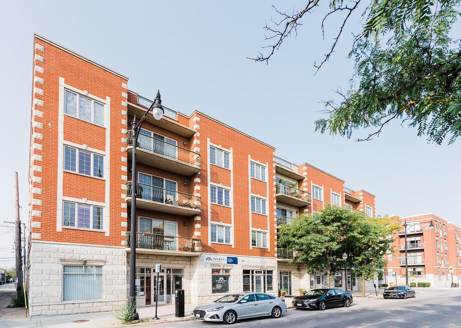 2900 W Irving Park Road #306, Chicago, IL 60618 - #: 10860384