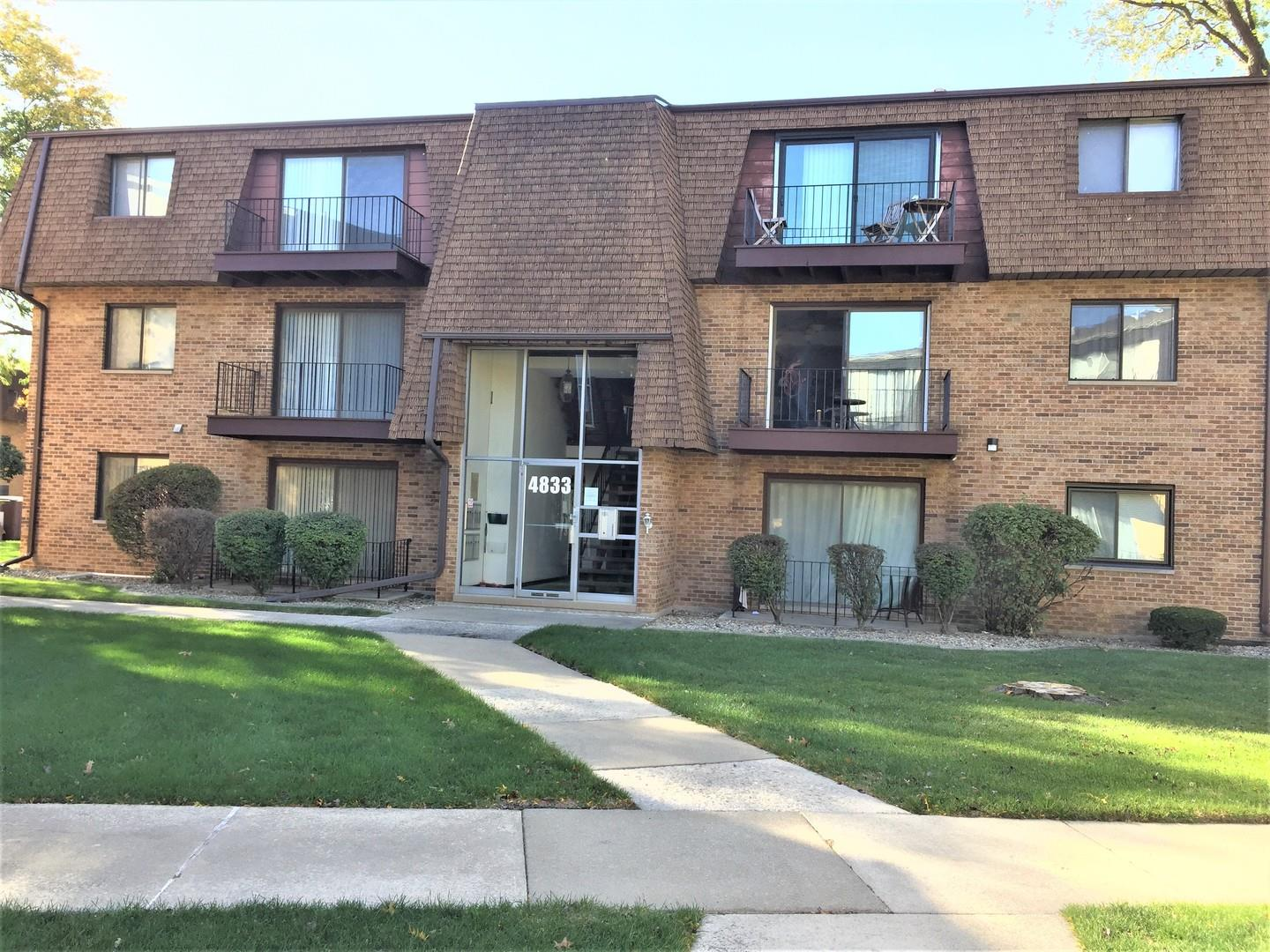 4833 W 109th Street #202, Oak Lawn, IL 60453 - #: 10904384