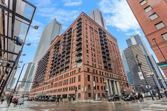 165 N CANAL Street #616, Chicago, IL 60606 - MLS#: 10860385