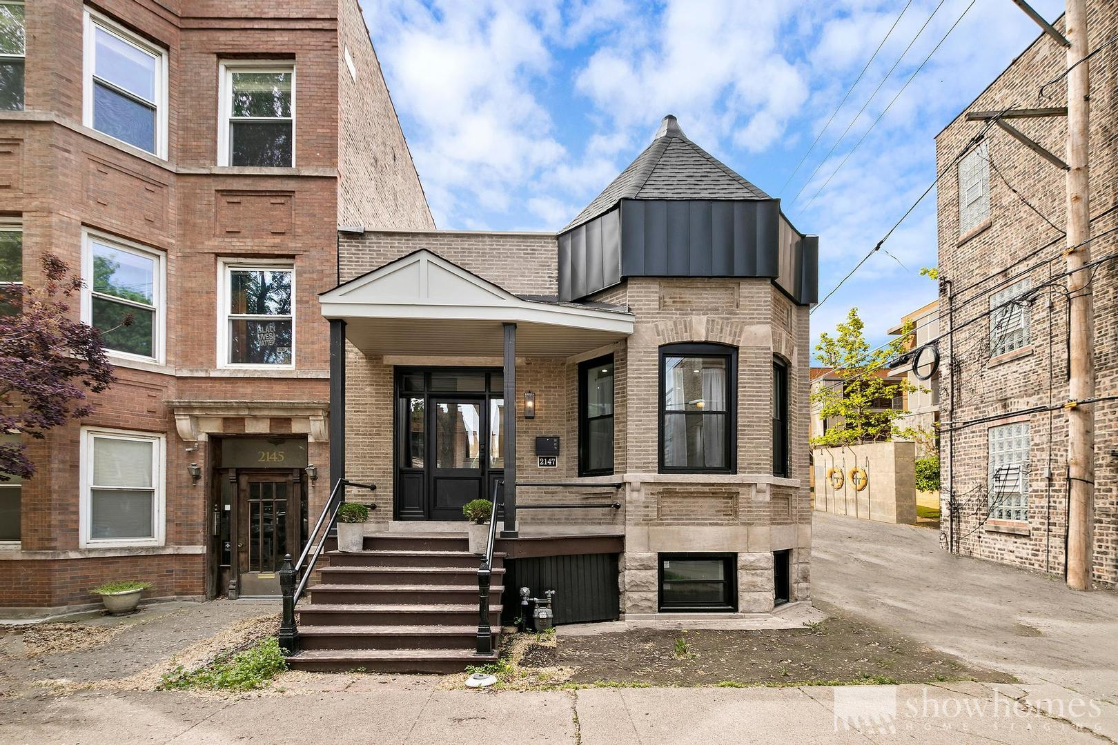 2147 W Thomas Street, Chicago, IL 60622 - #: 10968385