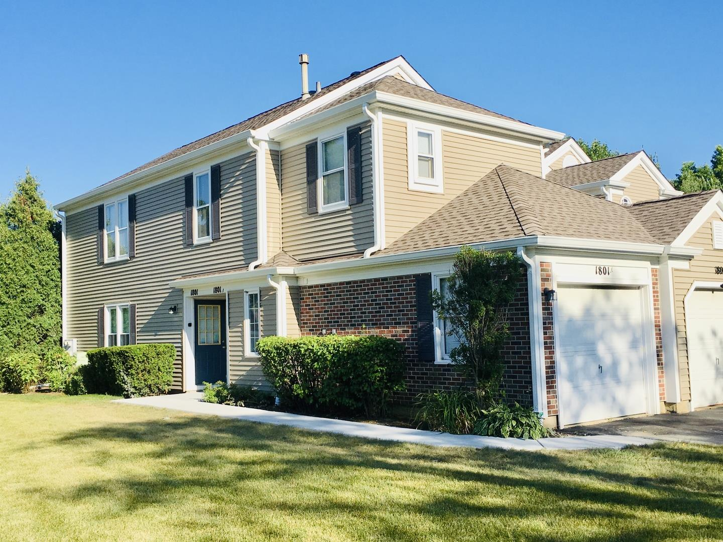 1801 Pebble Beach Circle #A, Elk Grove Village, IL 60007 - #: 10908386