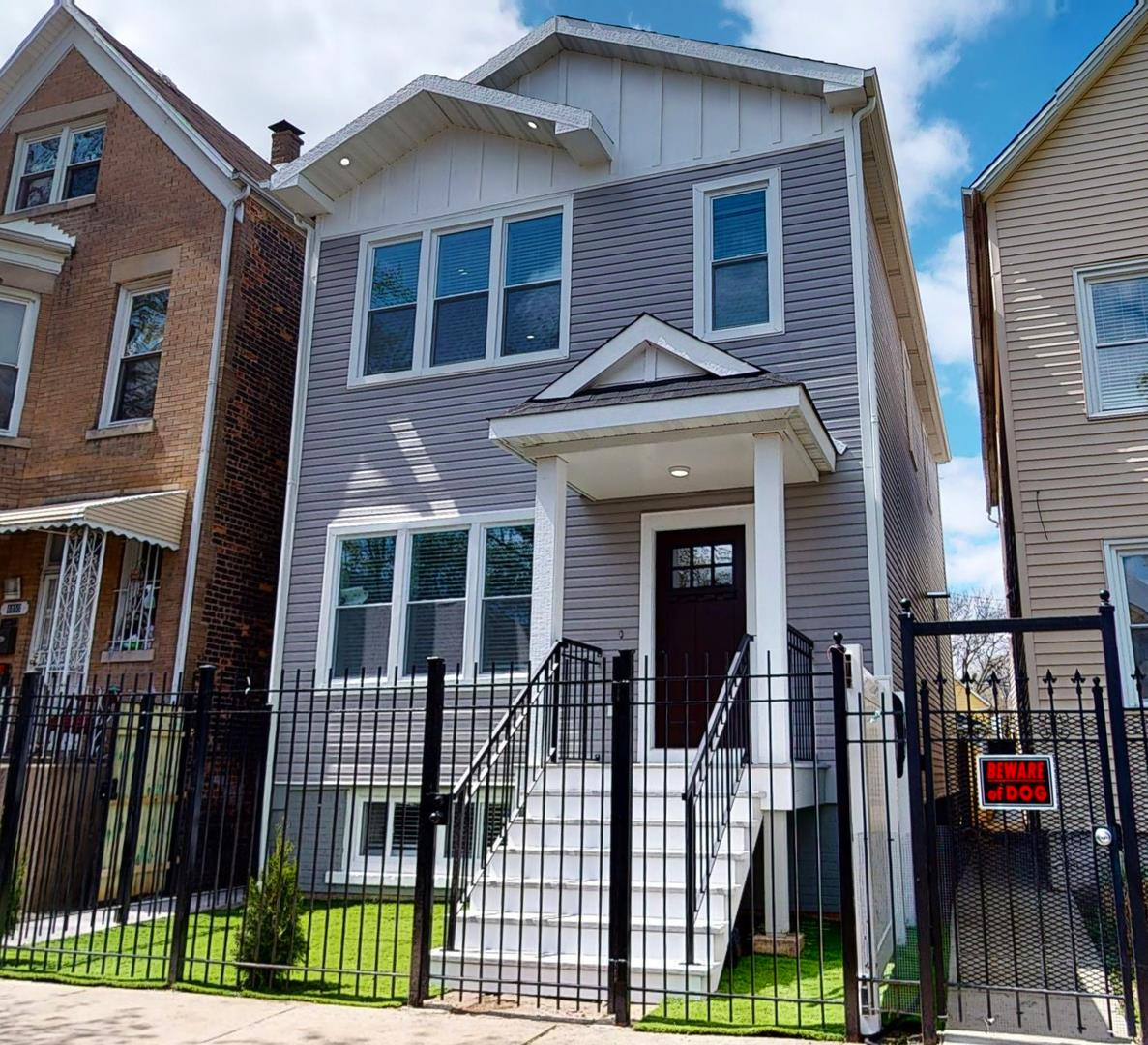 4848 S Bishop Street, Chicago, IL 60609 - #: 11056386