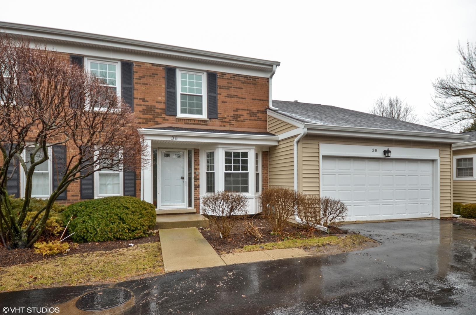 38 The Court of Greenway Court, Northbrook, IL 60062 - #: 10905387