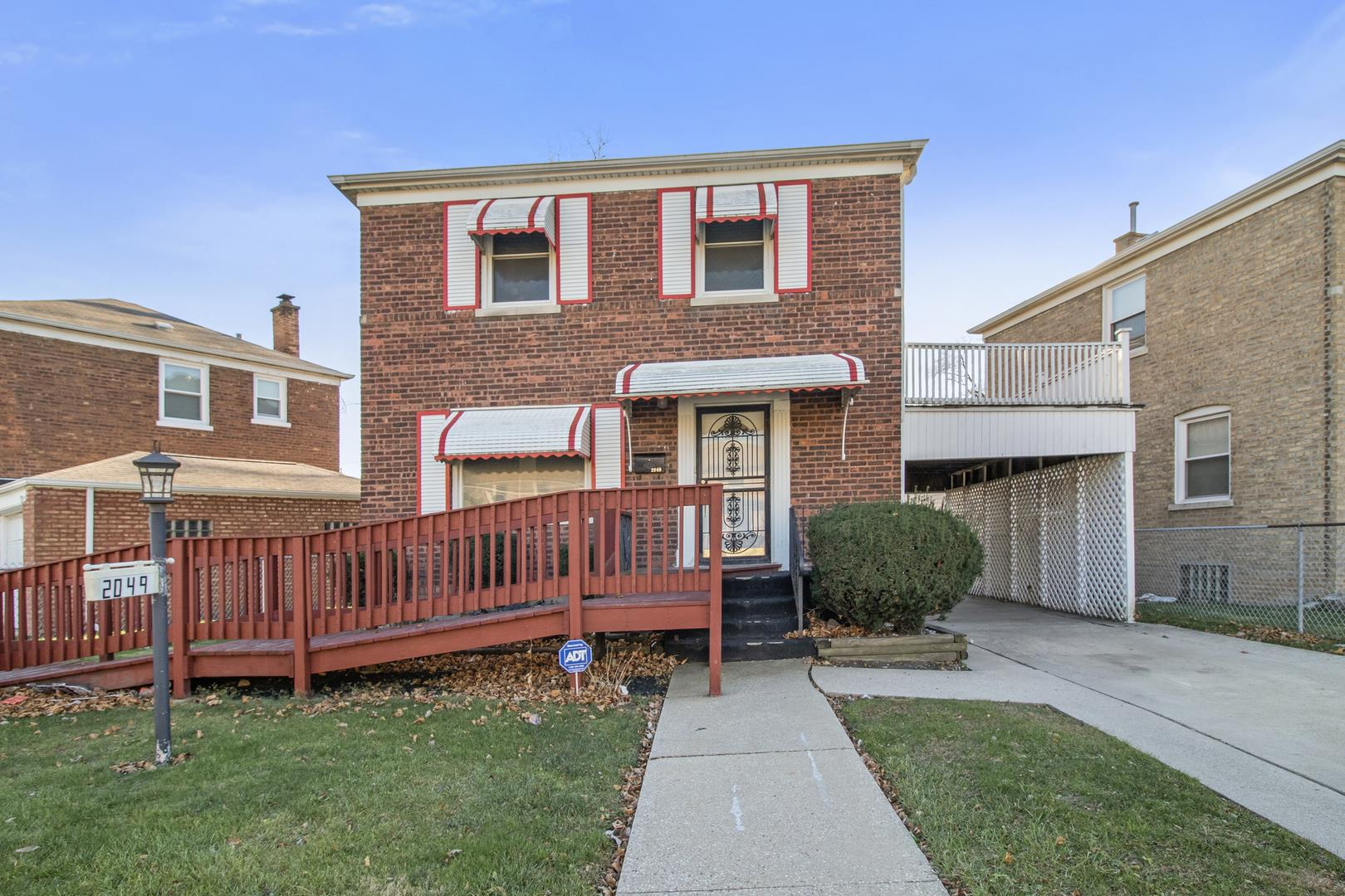 2049 W 75th Place, Chicago, IL 60620 - #: 10936391