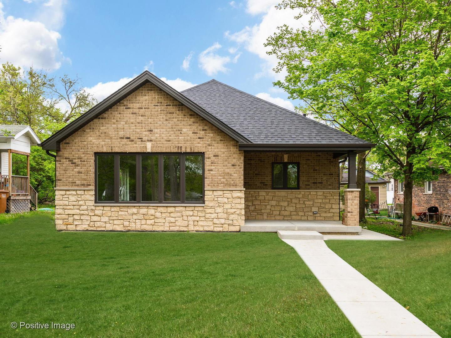 206 1\/2 Spring Street, Willow Springs, IL 60480 - #: 11032391