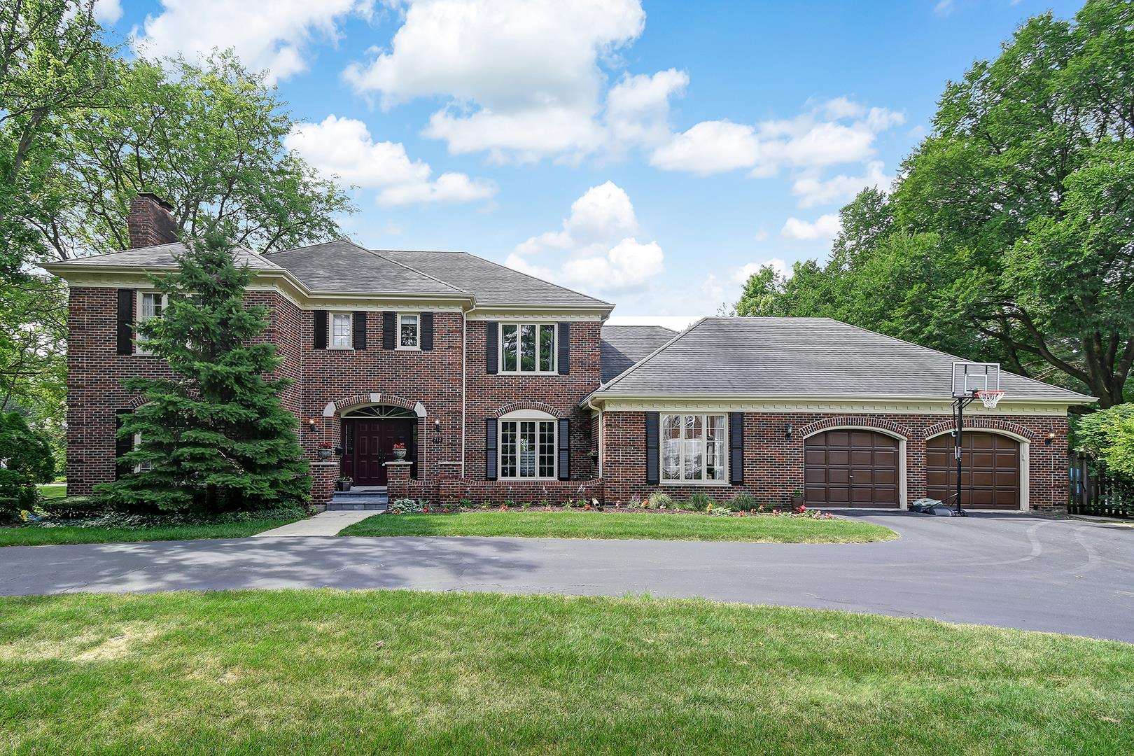 712 E 3rd Street, Hinsdale, IL 60521 - #: 10817392