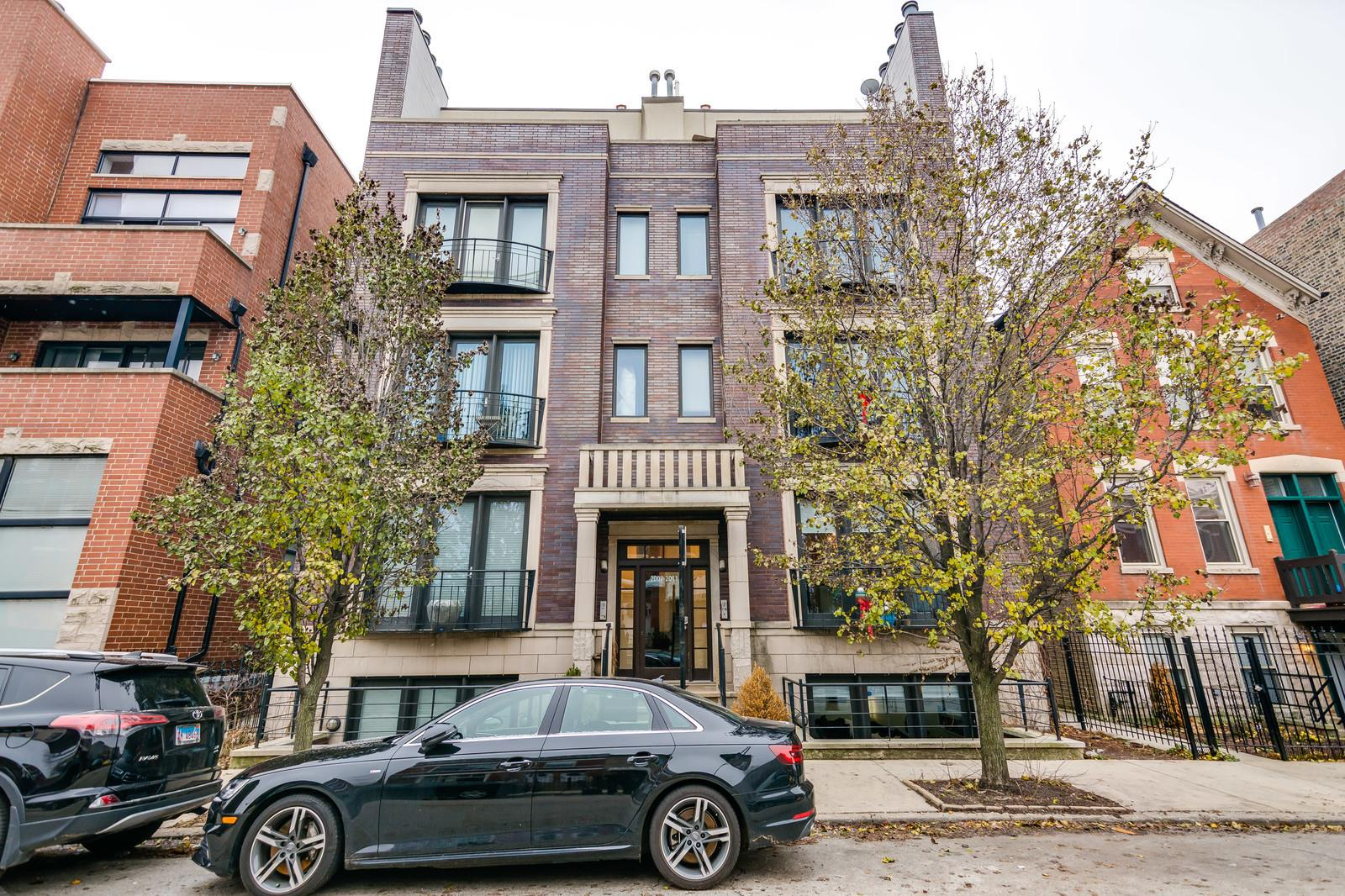 2011 W Superior Street #1W, Chicago, IL 60612 - #: 10823392