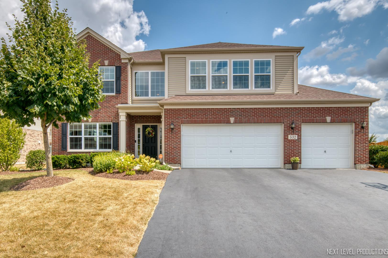 532 Regal Lane, Bolingbrook, IL 60490 - #: 10838393