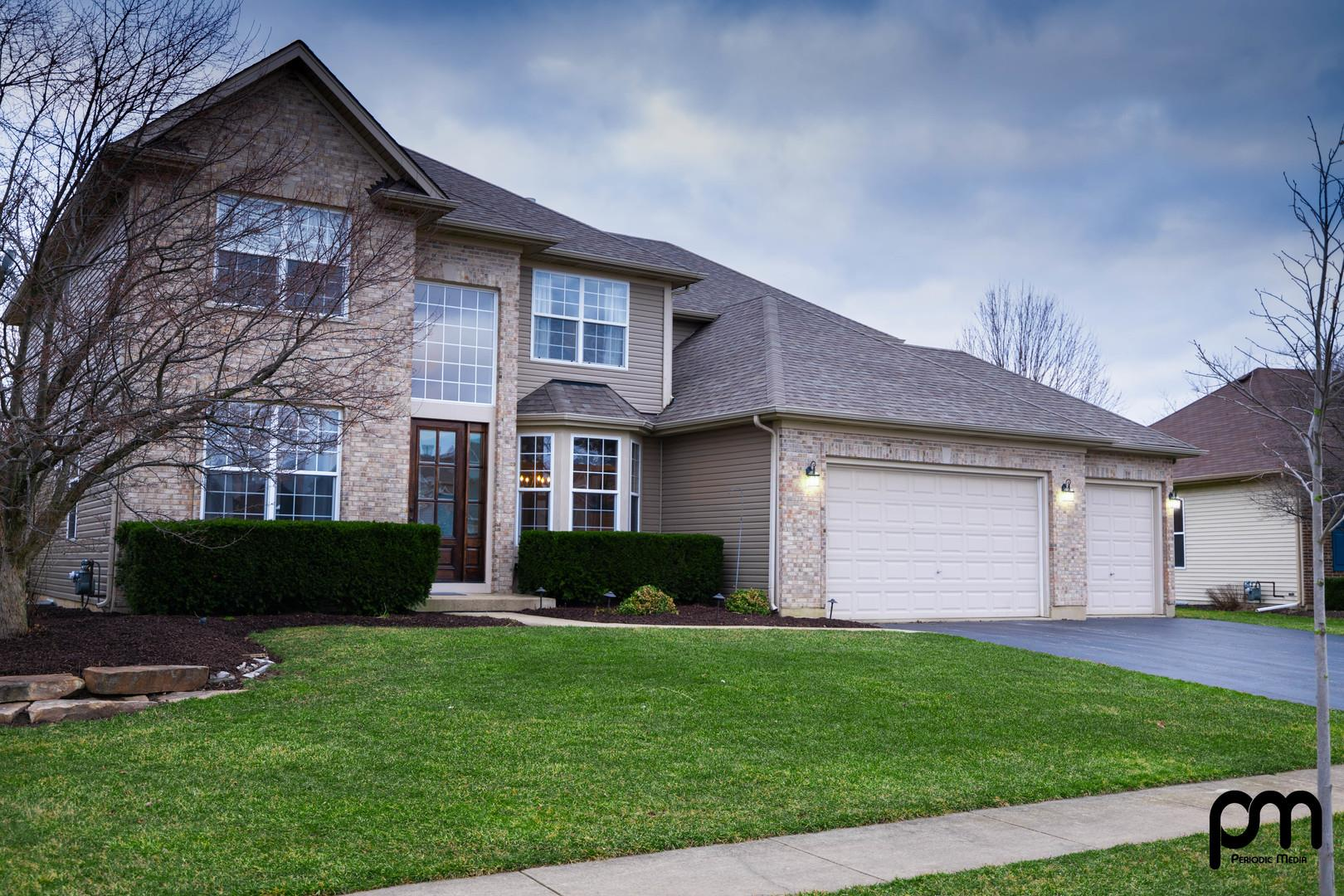 1615 Tyler Trail, McHenry, IL 60050 - #: 10673395