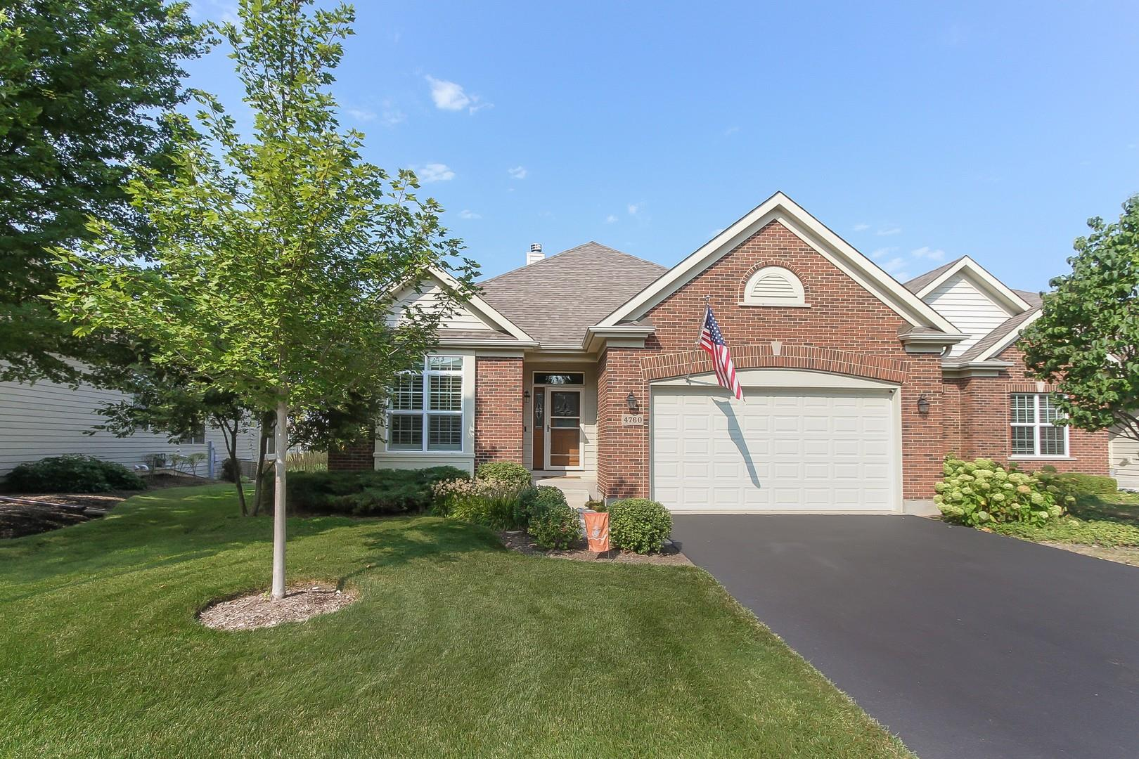 4760 Coyote Lakes Circle, Lake in the Hills, IL 60156 - #: 10929395