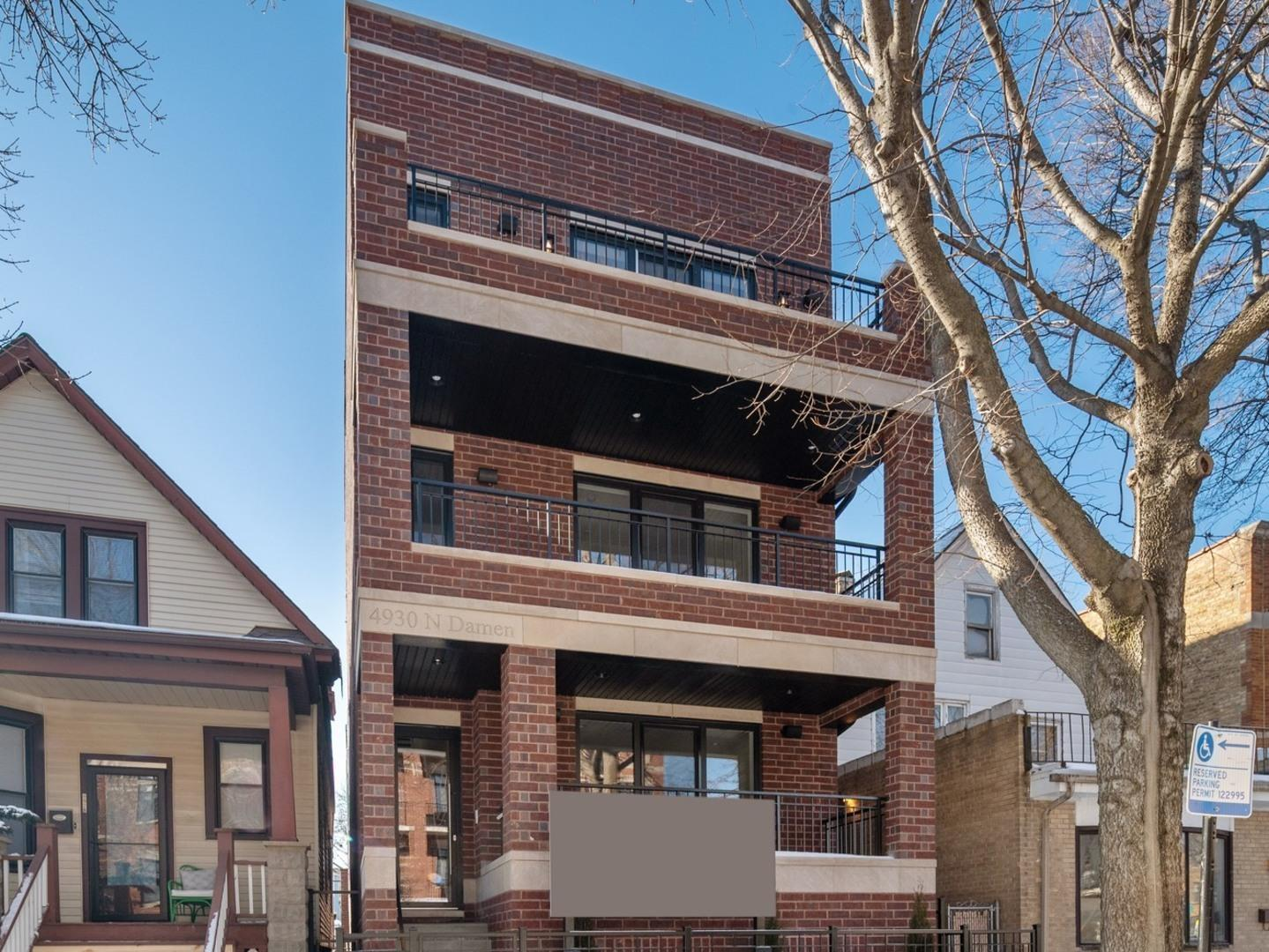4930 N Damen Avenue #2, Chicago, IL 60625 - #: 10950396