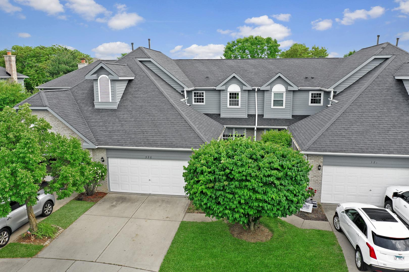 320 Wentworth Circle, Bloomingdale, IL 60108 - #: 10890397