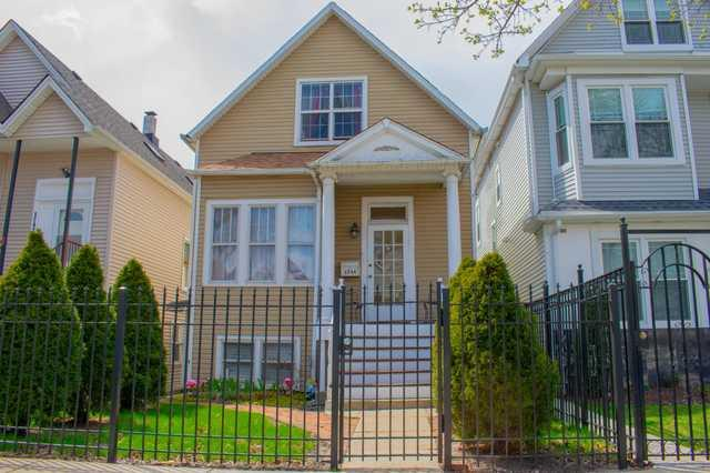 1744 N Sawyer Avenue, Chicago, IL 60647 - #: 10707398