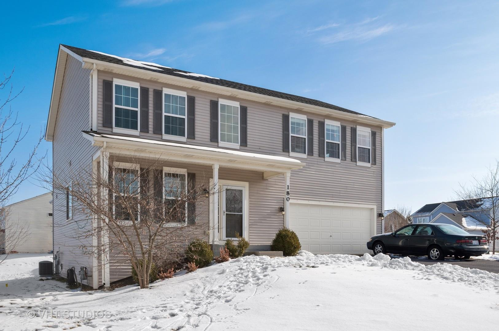 180 Holmes Place, Montgomery, IL 60538 - #: 10971399